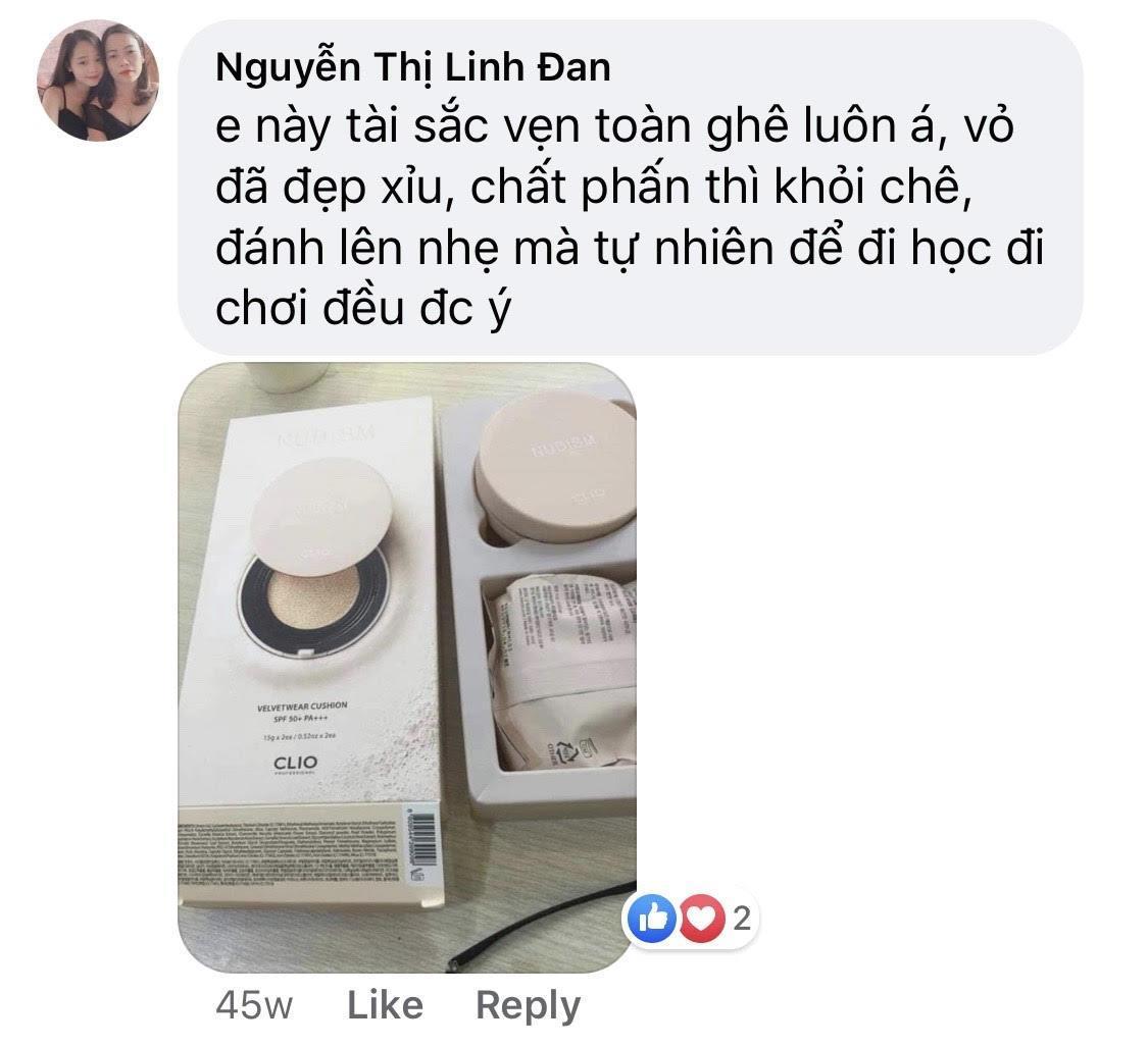 Review từ bạn Nguyễn Thị Linh Đan