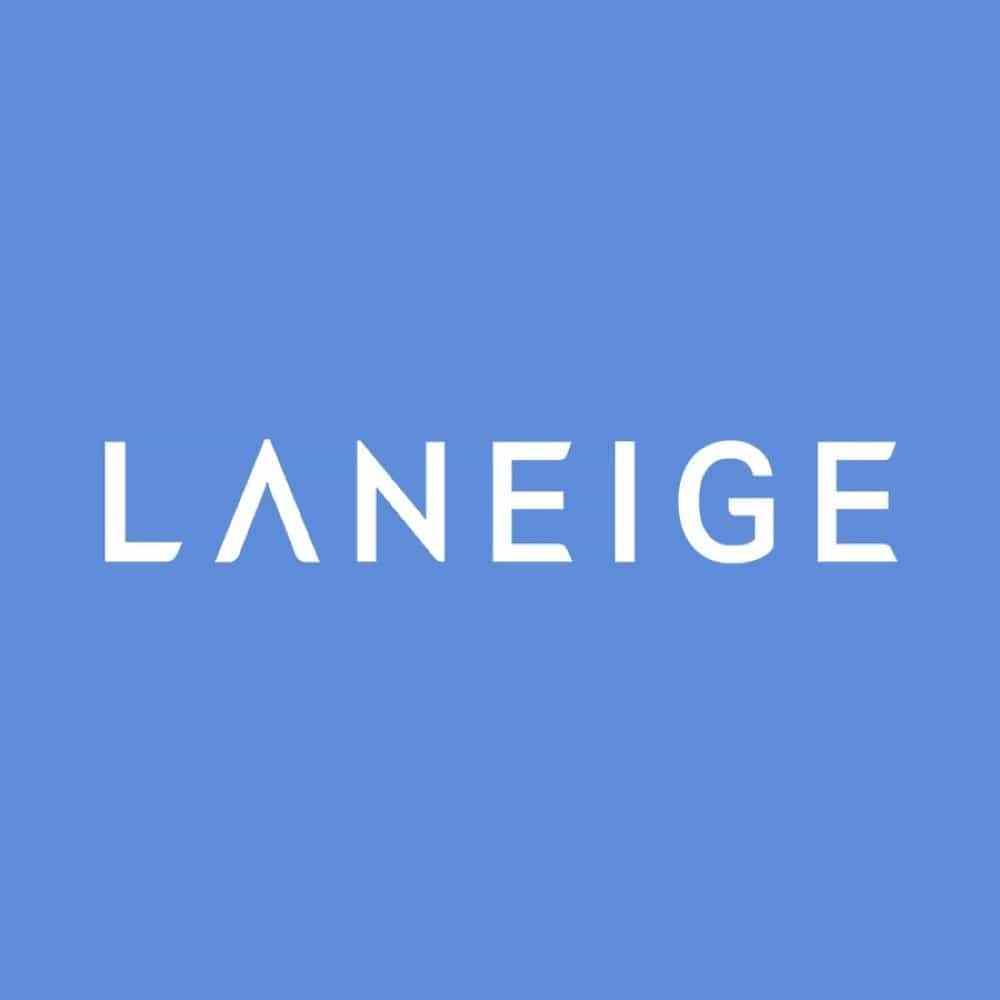 Logo thương hiệu Laneige. (Ảnh: Internet)