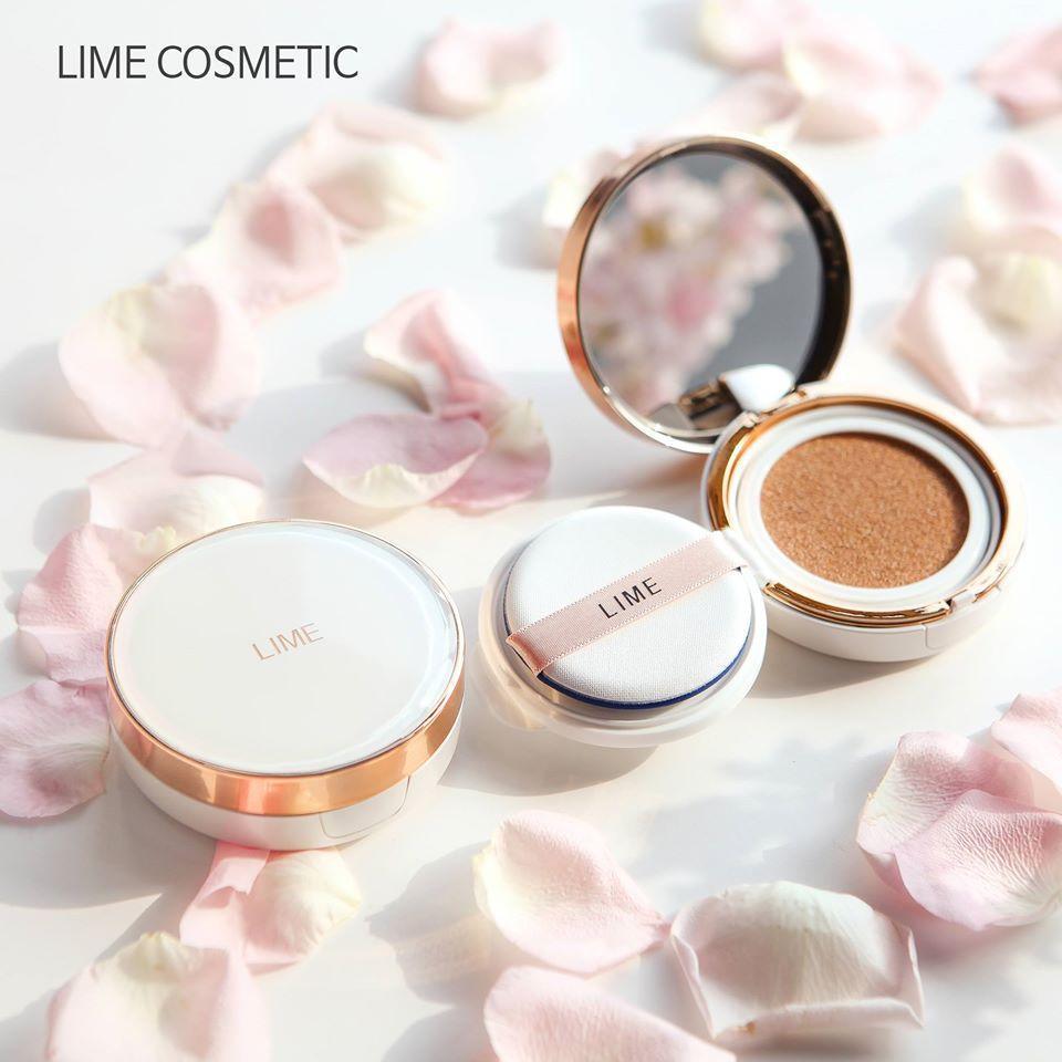 Lime Cosmetic là một thương hiệu nổi tiếng đến từ Hàn Quốc (Ảnh: Internet)