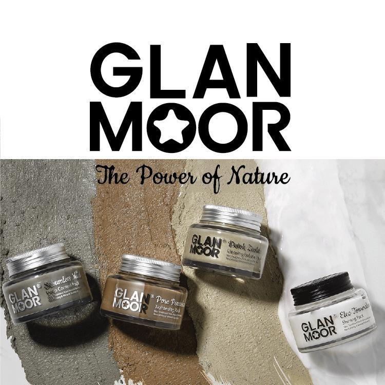 Glan Moor là một thương hiệu mỹ phẩm nội địa nổi tiếng của Hàn Quốc (Nguồn: Internet)