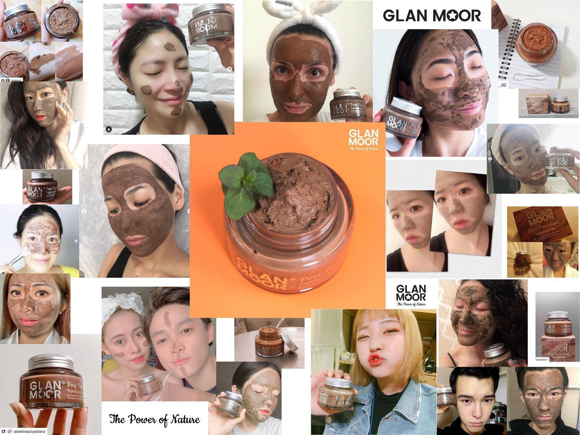 Sản phẩm giúp làm sạch sâu và se khít lỗ chân lông hiệu quả cho da (Nguồn: Internet)