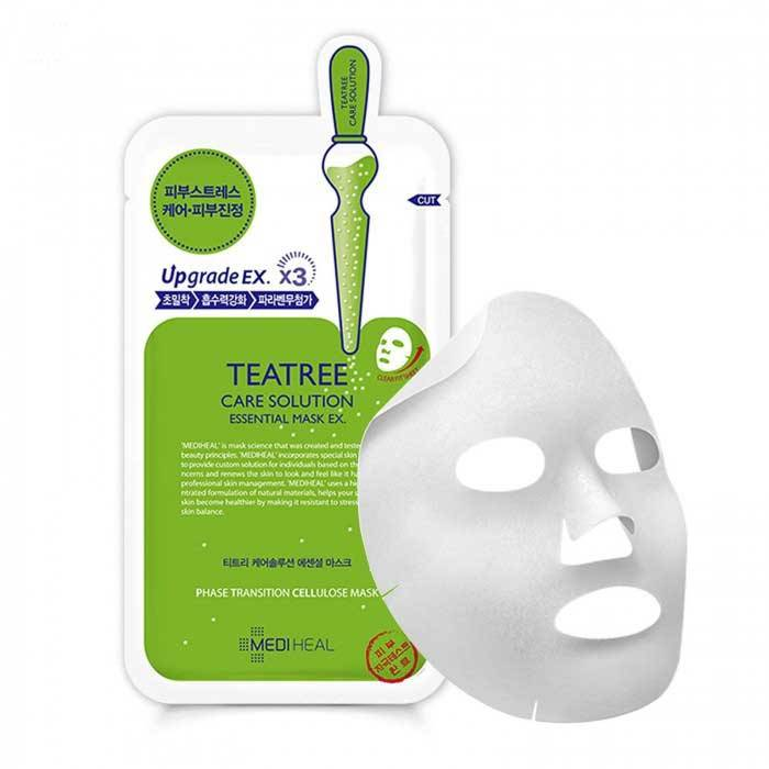 Mediheal nổi tiếng với các loại mặt nạ có tác dụng hiệu quả (nguồn: Internet)