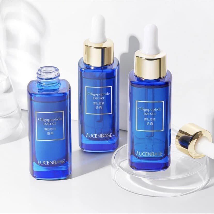 Lucenbase Oligopeptide Essence có giá thành bình dân nhưng chất lượng rất tốt. (nguồn: Internet)