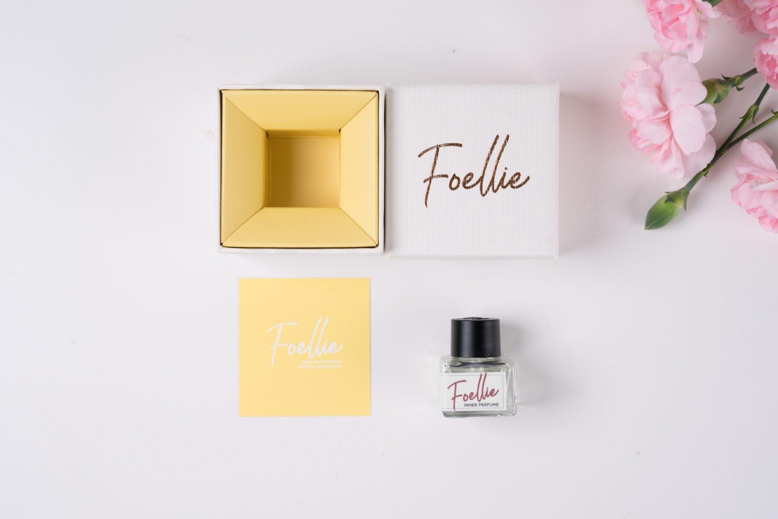 Nước hoa vùng kín Foellie Eau de Innerb trắng (Ảnh Internet)