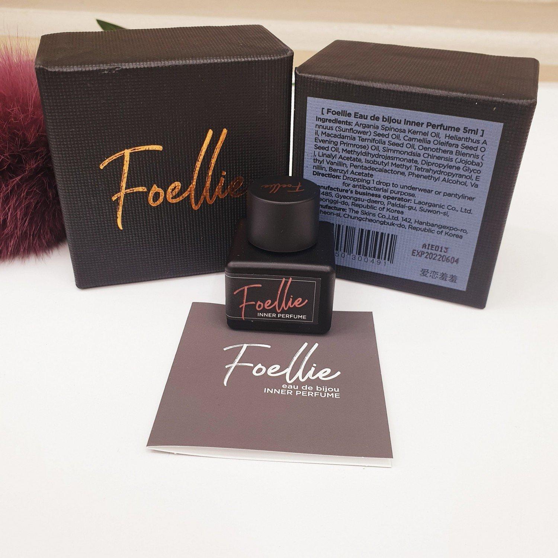 Nước hoa vùng kín Foellie Eau de Foret (chai màu nâu) (Ảnh Internet)