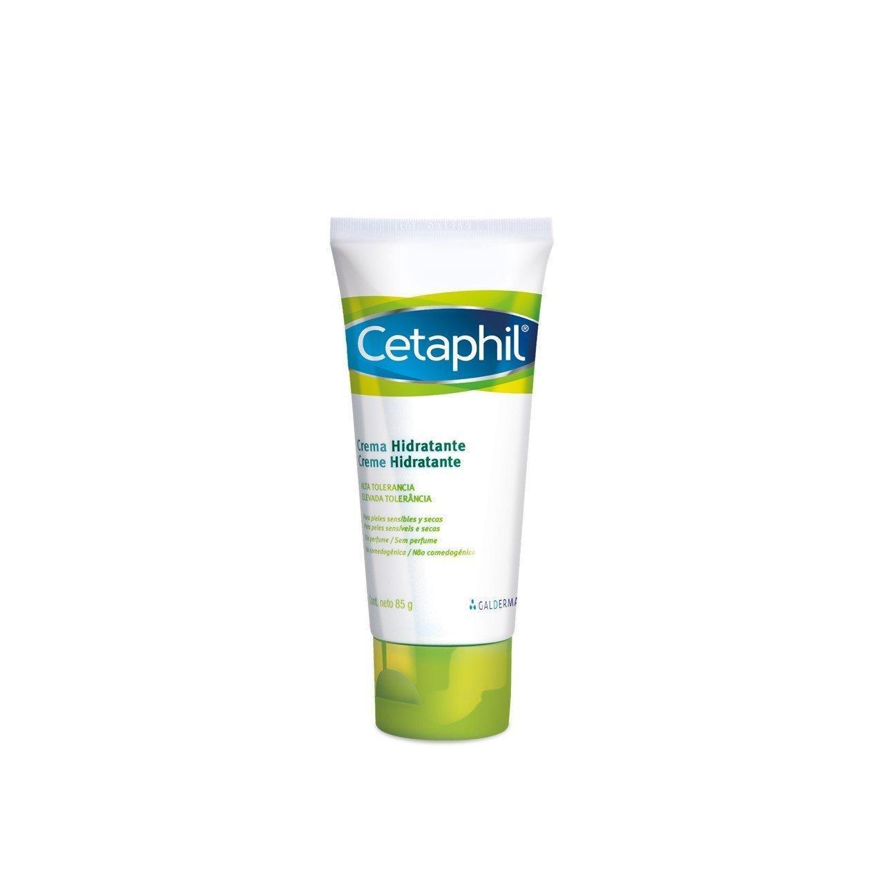 Kem dưỡng ẩm Cetaphil Moisturizing Cream là sản phẩm lành tính với giá cả bình dân. (Nguồn: Internet).