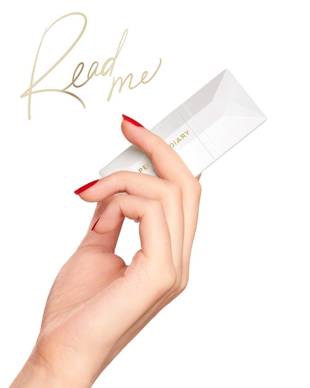 Perfect Diary ReadMe Weightless Velvet Lip Stain sở hữu thiết kế bao bì độc lạ, bắt mắt (Nguồn: Internet).